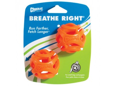 Chuckit! Loptičky Breathe Right malé - 5 cm - 2 ks