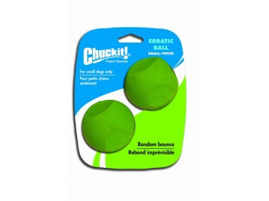 Chuckit! Erratic Ball Small 5cm 2ks