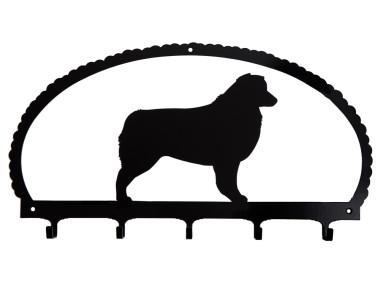 Dog Key Rack Australian Shepherd