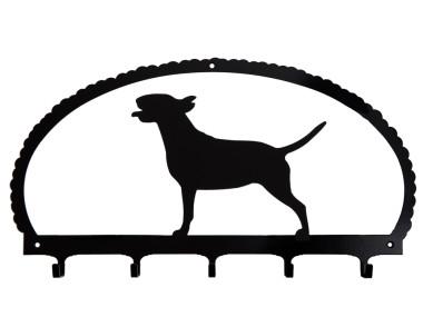 Dog Key Rack Bull Terrier