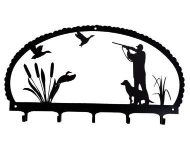 Dog Key Rack Duck Hunting
