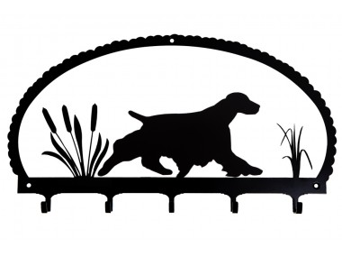 Dog Key Rack English Springer Spaniel