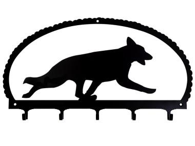 Dog Key Rack German Shepherd