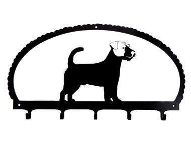 Dog Key Rack Jack Russell Terrier