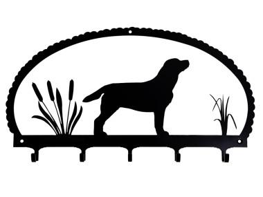 Dog Key Rack Labrador Retriever