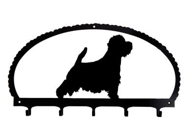 Dog Key Rack West Highland White Terrier