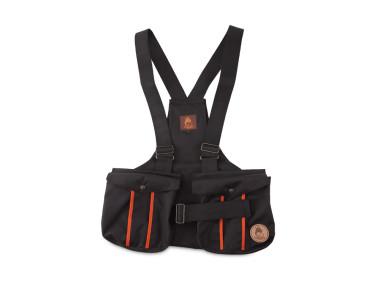 Firedog Dummy Vest Trainer M Black Dvt901