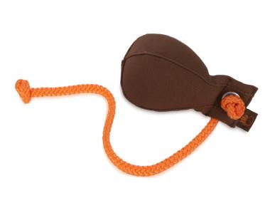 Firedog Dummyball 150 g brown