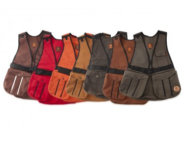 Firedog Dummy Vest Hunter S Canvas Light Brown Dvh700
