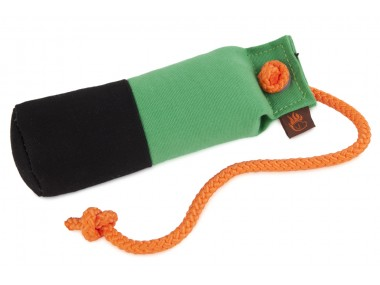 Firedog Long-throw dummy marking 250 g light green/black